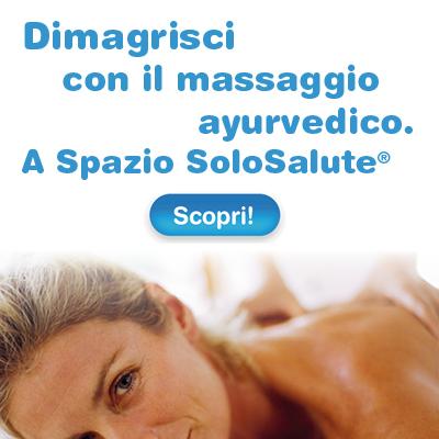 Massaggio ayurvedico dimagrante, scopri l'offerta!