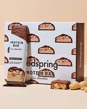 Barrette proteiche Extra Cioccolato