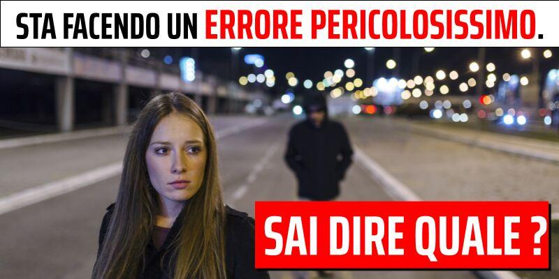 Corso 'Flash' Difesa Personale Femminile