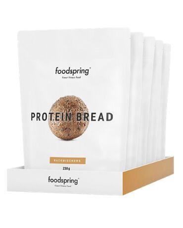 Pane proteico pacchetto da 5