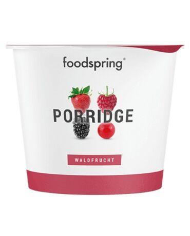 Porridge proteico pronto da consumare