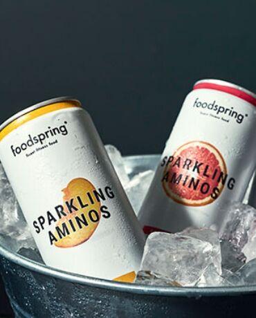 Sparkling amino pack da 12