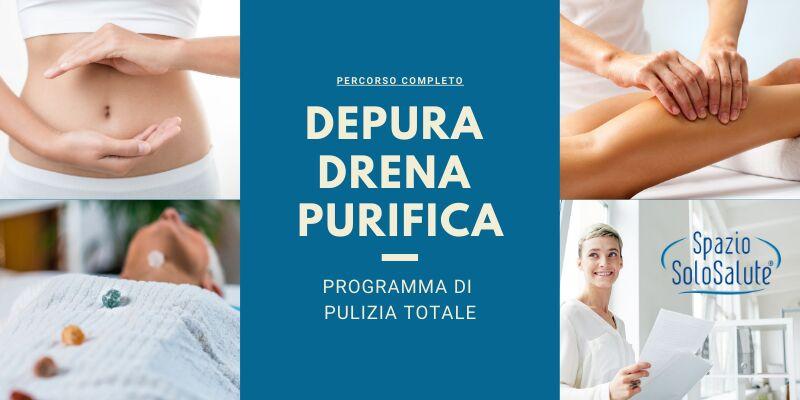 Depura, Drena, Purifica: Programma di Pulizia Totale