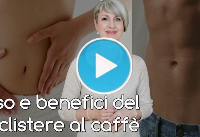 Come fare il clistere al caffè a casa
