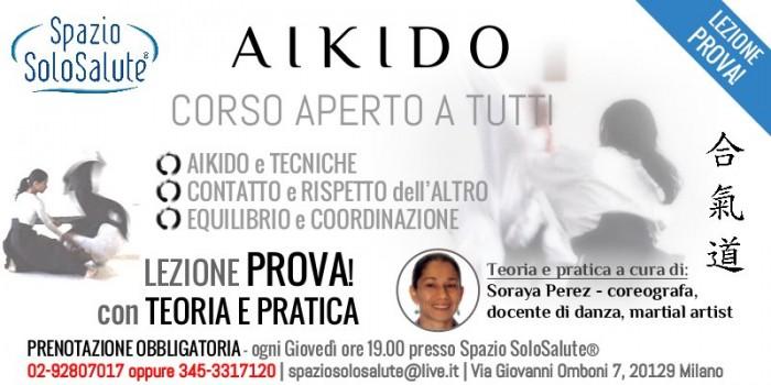 Corso Aikido Milano: lezione prova