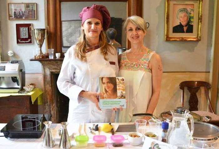 Corso di cucina vegetariana Milano e ricette vegetariane Bio