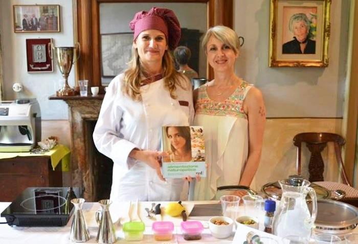 Corso di cucina naturale Milano e ricette vegetariane