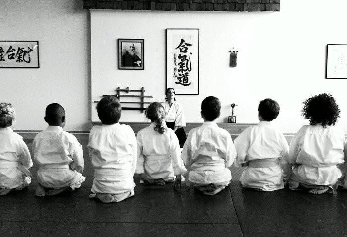 Corso di Aikido per bambini a Milano