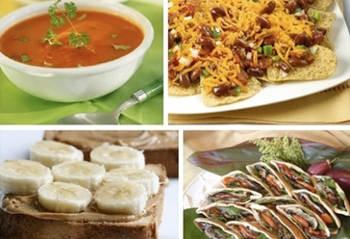 Corso di cucina e ricette bio-vegetariane
