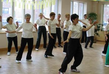 Corso di esercizi Qi Gong a Milano