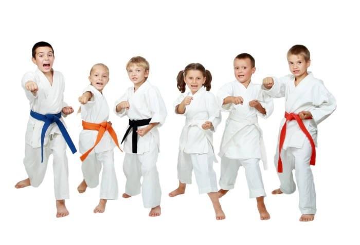 Corso taekwondo per bambini Milano