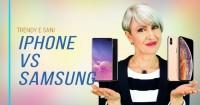 iPhone X VS Samsung Galaxy S10: qual'è lo schermo migliore? Il Test