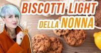 Prova questa ricetta di biscotti morbidi della nonna amici della linea