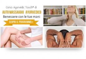 Auto massaggio ayurvedico: corso massaggio Milano