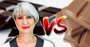 Cioccolato al latte o cioccolato fondente: quale fa dimagrire?