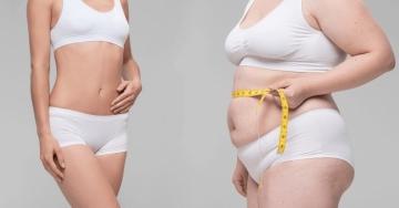 Dimagrisci fianchi e grasso addominale con queste semplici regole alimentari