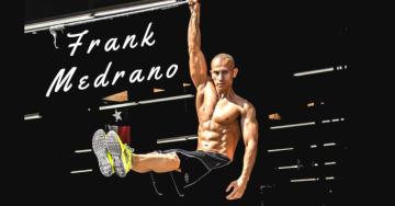 Fisico asciutto e muscoli scolpito con la dieta vegana del bodybuilder Frank Medrano