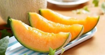 Il melone: benefici di questo prodotto estivo ideale per il benessere fisico e...per l'abbronzatura