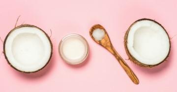 L'olio di cocco è il cibo segreto anti age se vuoi combattere le rughe del viso naturalmente