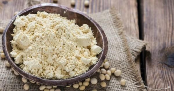 I fantastici benefici di usare farina di soia ogni giorno