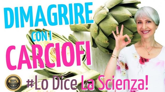 Come DIMAGRIRE SENZA DIETA a Milano? Mangia CARCIOFI ogni giorno e...