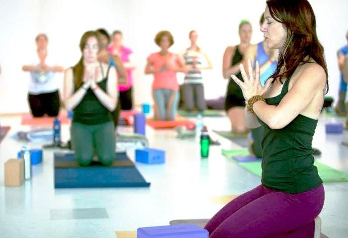Docenti di Yoga