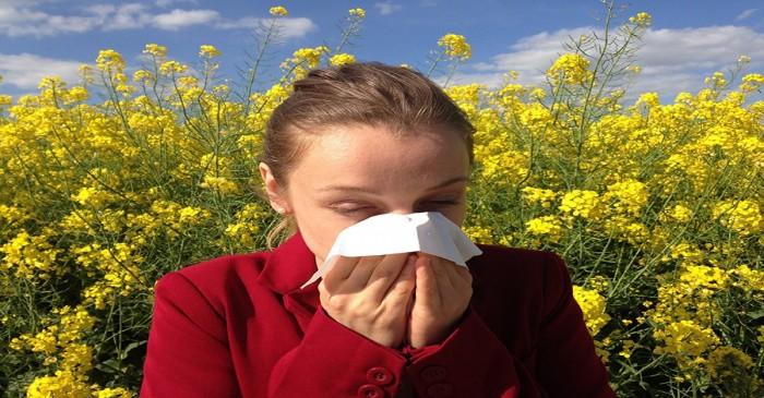 Ecco i cibi da evitare per chi soffre di allergie ai pollini