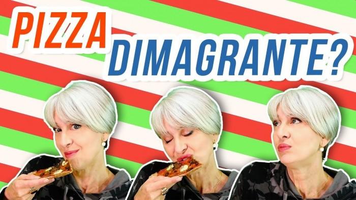 Ecco la ricetta per dimagrire con la pizza