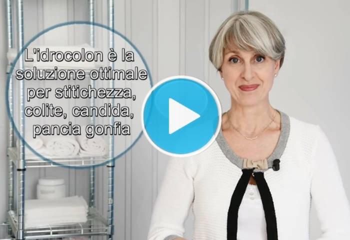 Idrocolonterapia: rimedi naturali stitichezza e stipsi