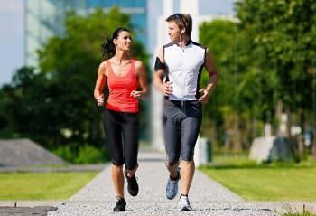 La corsa della salute