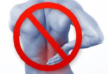 Mal di schiena e lombalgia
