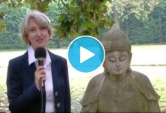 Meditazione Zen: i simboli del Buddha | la Meditazione Buddhista spiegata da Simona Vignali 03.11.2010