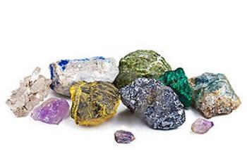 Minerali e buon umore