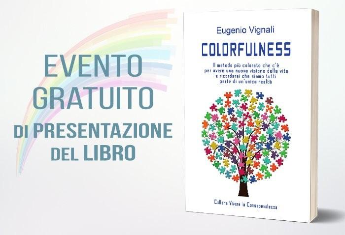 Presentazione del libro Colorfulness