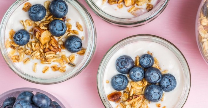 Queste sono le idee più sane e gustose per una merenda sana