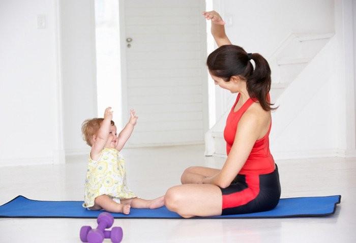 Sport post partum: rimettersi in forma dopo la gravidanza
