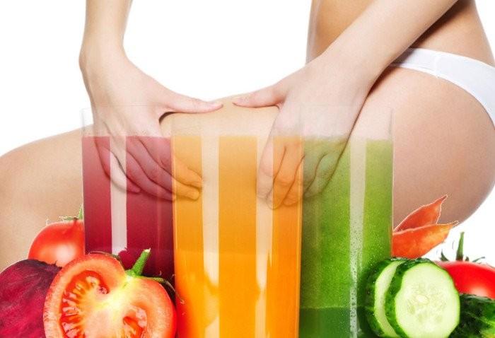 Tre ricette di estratti anti cellulite