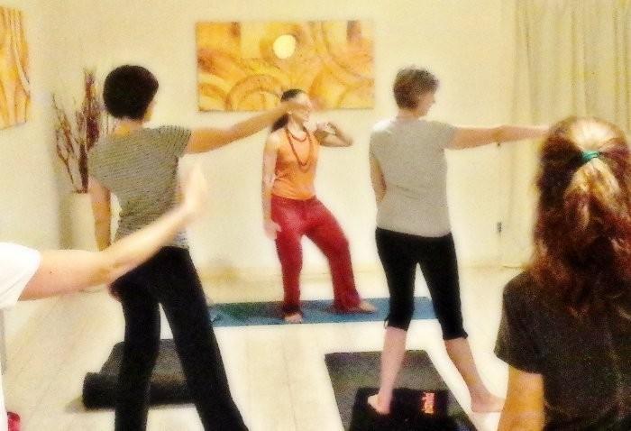 YogaDance: corso di Yoga e Danza creativa